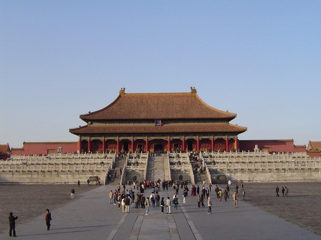 Forbidden City Temple