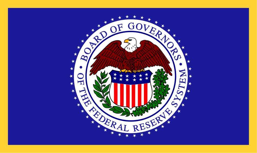 Flag of the Federal Reserve System