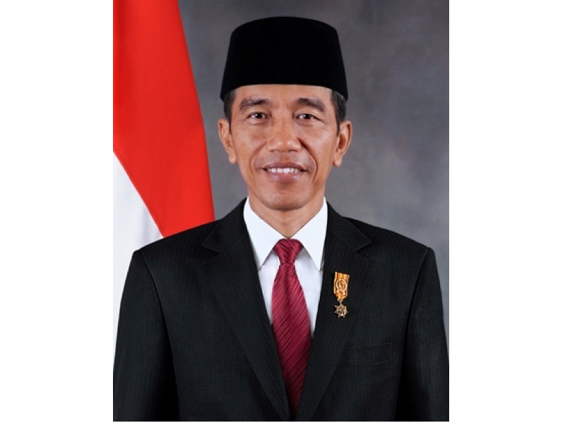 Joko Widodo, President of Indonesia