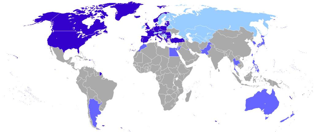 U.S. Military Relations