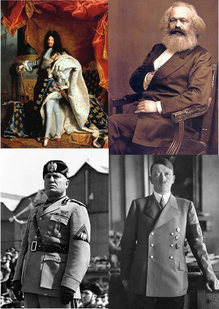 Famous dirigistes from the past.
