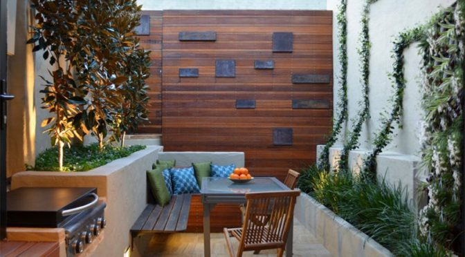small patio ideas to decorate your