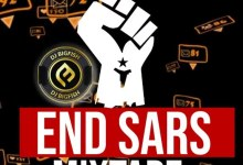 Photo of Mixtape :- DJ Bigfish Drops The #EndSars Mixtape