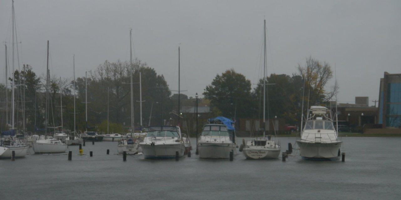 Preparing for Sandy