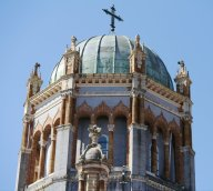 Memorial Presbyterian Church Dome in St. Augustine