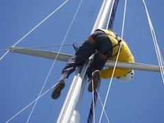 Boat repairs - a constant lament