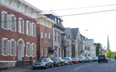Catskills town centre