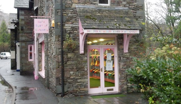 Grasmere shop!