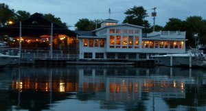 Wilson Boatyard Restaurant is a hopping place on the weekend