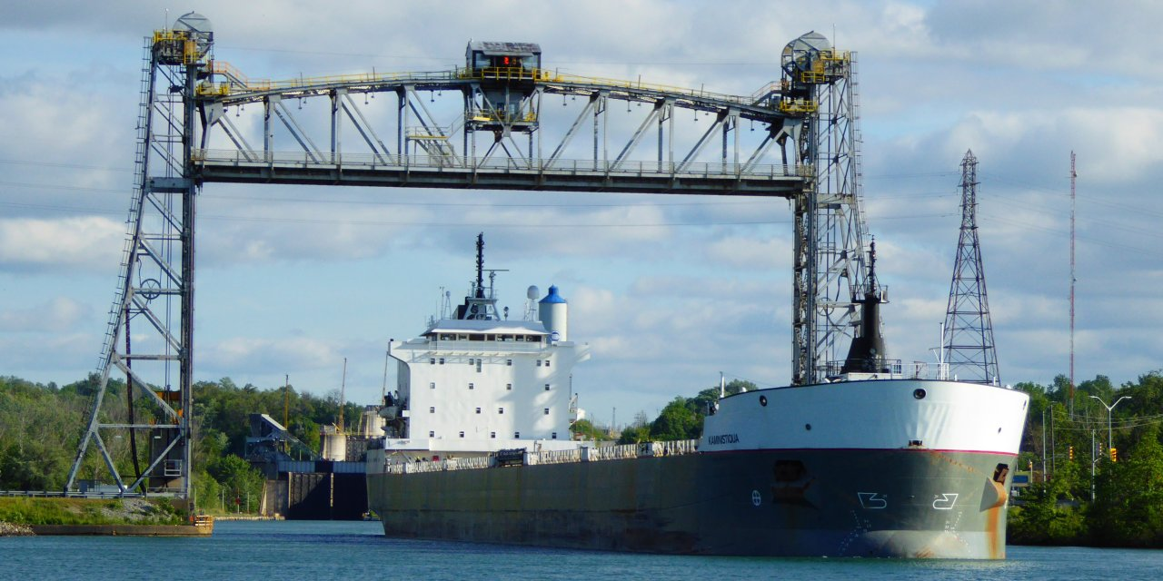 Welland Canal: Locked Out!