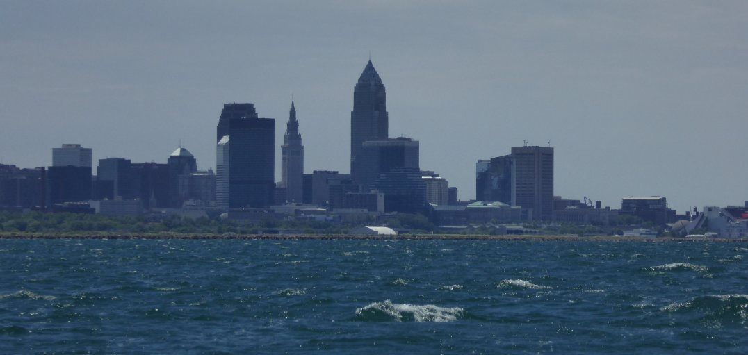 Choppy approach to Cleveland