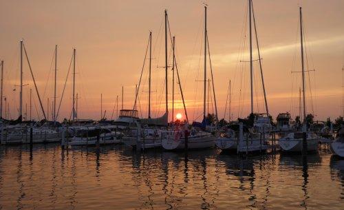 Sunset @ EYC