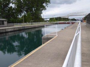 Sault Ste Marie Locks