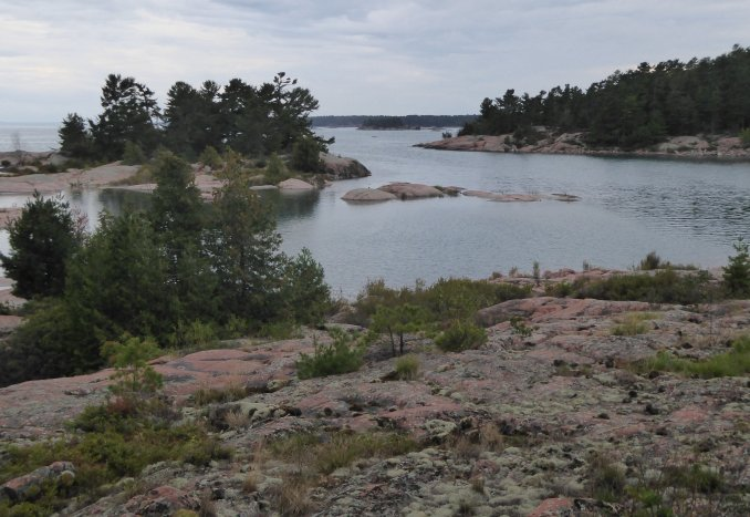 Thomas Bay Island Hike