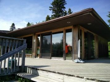 Visitors Centre, Hattie Cove