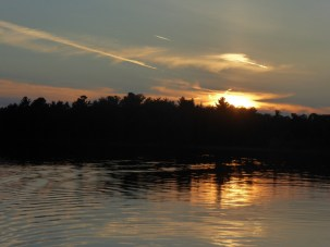 Sunset in Heywood