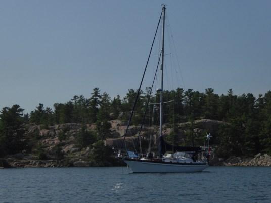 Tai Chi in Thomas Bay