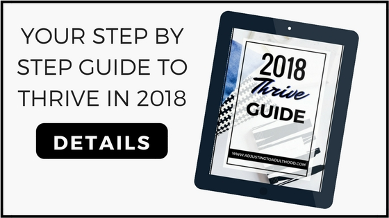 2018 Thrive Guide