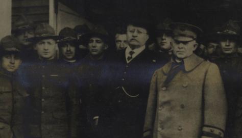 Kuchlik, Pershing, Roosevelt