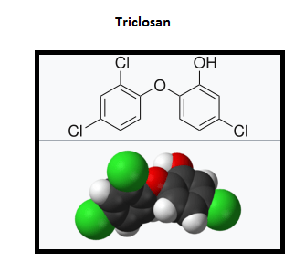 Potent Antibiotics Weaken with Triclosan
