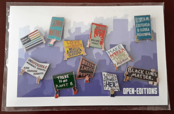 Protest Pins