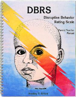 Disruptive Behavior Research Scale