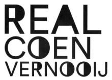 Vouwblad REAL - Tekst en fotografie: Coen Vernooij - Ontwerp: Jules van der Vaart Oplage: 250 - ISBN: 978-90-8210999-4-8
