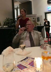 Peter Zuydgeest, liefhebber van asperges, wijn en andere dingen - Aspergediner 2016