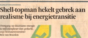 Kop Financieele Dagblad 30 augustus 2016