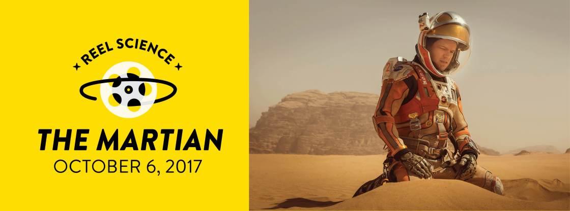 REEL Science: The Martian | Oct. 6