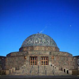 Adler Planetarium Exterior