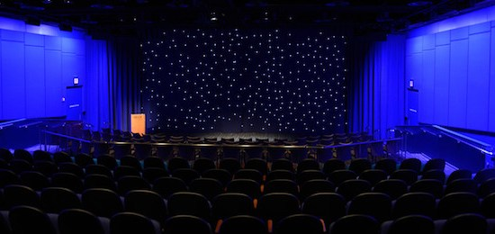 Host your next special event in the Adler Planetarium's Johnson Theater!