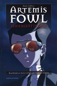 Artemis Fowl - Serieberättelsen