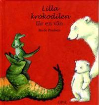 Lilla krokodilen får en vän
