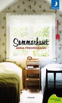 Omslagsbild Sommarhuset av Anna Fredriksson