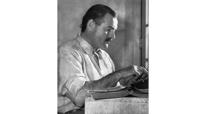 Hogy dolgoztak a nagyok? – Híres írók napi penzuma