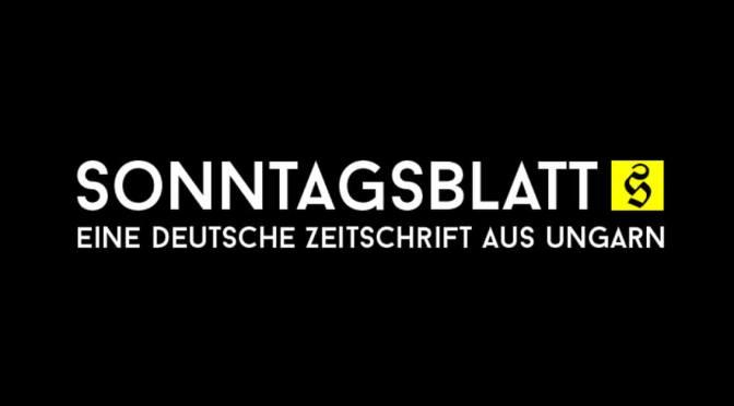 A Sonntagsblatt recenziója Kerekes Anna visszaemlékezéséről