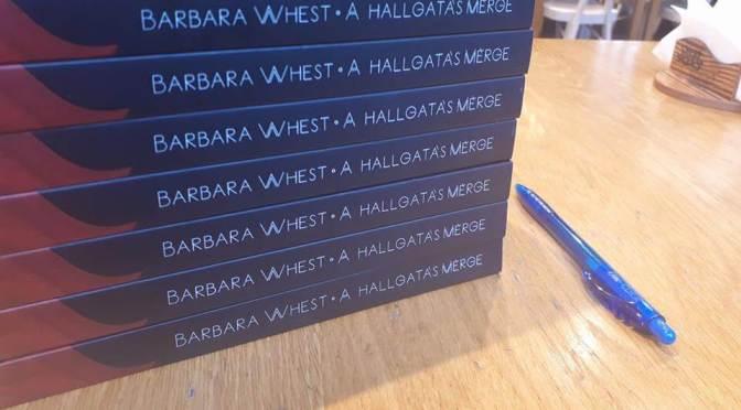 Az AH magazin vendége volt Barbara Whest