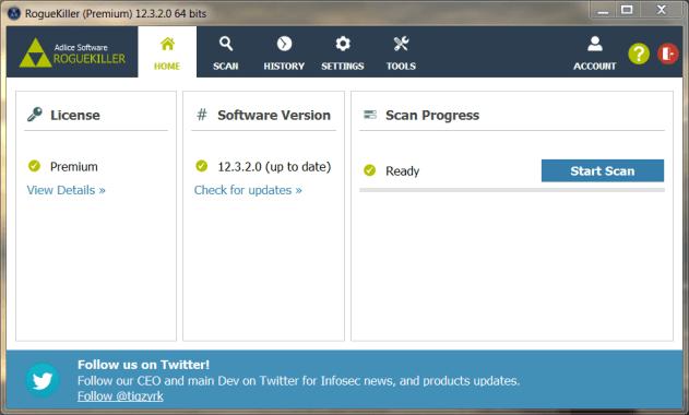 RogueKiller 12.12.7.0 License Key Portable Download