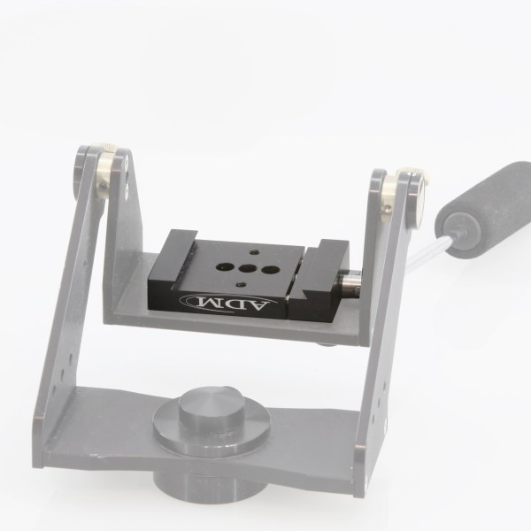 ADM Accessories | D Series | Miscellaneous | DPA-TV | DPA-TV- D Series Dovetail Adapter for TeleVue Mounts | Image 2