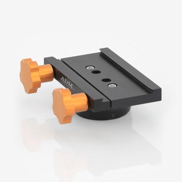 ADM Accessories | D Series | Dovetail Saddle | DSAD-AVX | DSAD-AVX- D Series Saddle. Fits Celestron AVX Mounts | Image 1