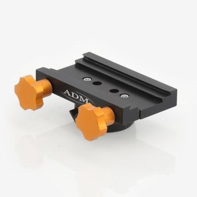 ADM Accessories   DV Series   Dovetail Saddle   DUAL-AVX   DUAL-AVX- DUAL Series Saddle. Fits Celestron AVX Mounts   Image 1