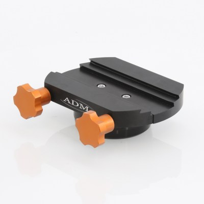ADM Accessories | DV Series | Dovetail Saddle | DUAL-CGEM | DUAL-CGEM- DUAL Series Saddle. Fits Celestron CGEM Mounts | Image 1