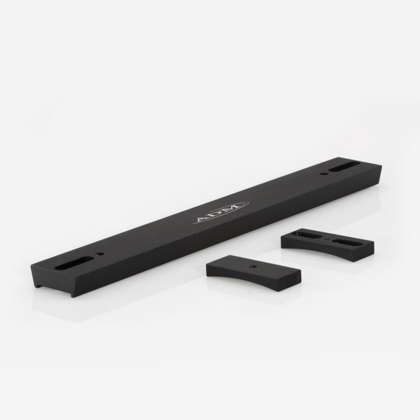 ADM Accessories | V Series | Dovetail Bar | VC8-XL | VC8-XL- V Series Dovetail Bar for Celestron 8″ SCT Telescope. Extra Long | Image 1