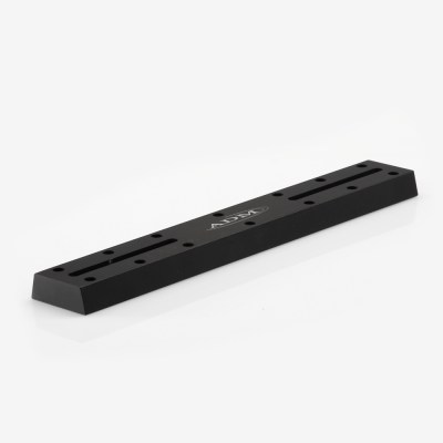 ADM Accessories | V Series | Universal Dovetail Bar | VDUP11 | VDUP11- V Series Universal Dovetail Bar. 11″ Long | Image 1