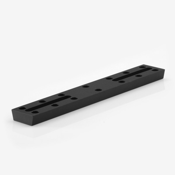 ADM Accessories | V Series | Universal Dovetail Bar | VDUP11 | VDUP11- V Series Universal Dovetail Bar. 11″ Long | Image 2