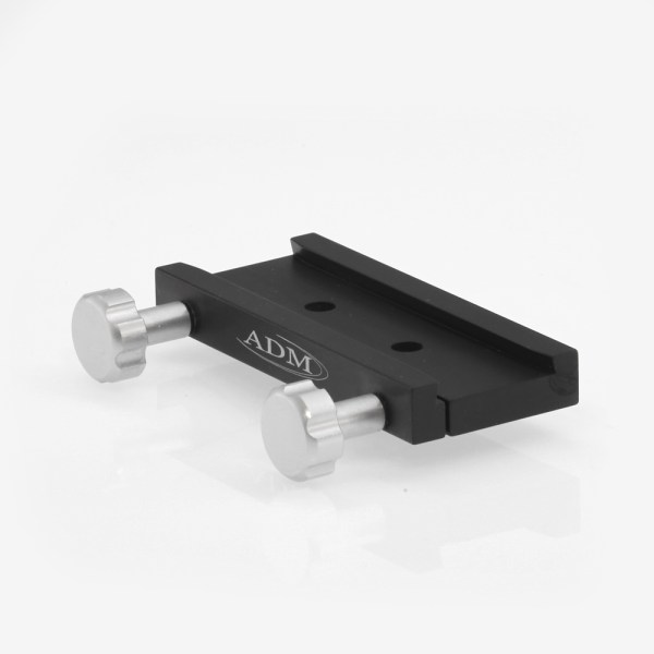 ADM Accessories | V Series | Dovetail Saddle | VSAD-STD | VSAD-STD- V Series Saddle. Standard Hole Version | Image 1