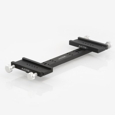 ADM Accessories | V Series | Side-by-Side | VSBS14 | VSBS14- V Series Side-By-Side System. 14″ Connecting Bar | Image 1