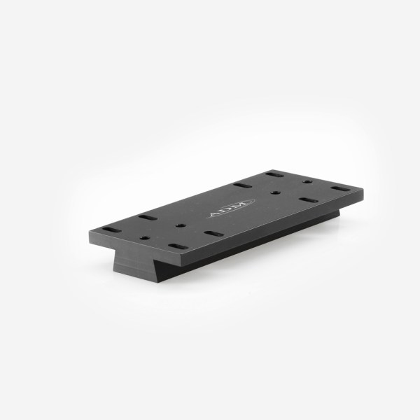 ADM Accessories | V Series | Universal Dovetail Bar | VWO195 | VWO195- V Series Universal Dovetail Bar. 195mm Long | Image 1