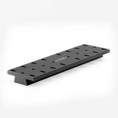ADM Accessories | V Series | Universal Dovetail Bar | VWO290 | VWO290- V Series Universal Dovetail Bar. 290mm Long | Image 1